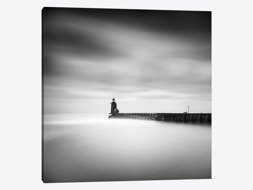 Le Phare by Wilco Dragt 1-piece Canvas Wall Art