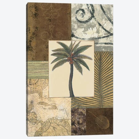 Colonial I Canvas Print #WEA1} by Amy Weaver Canvas Art Print
