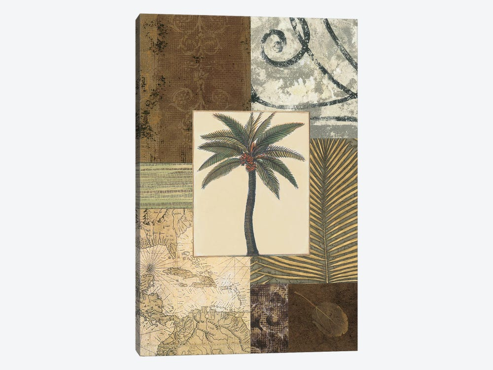 Colonial I by Amy Weaver 1-piece Canvas Print