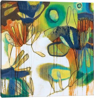 Tropical Burst I Canvas Art Print