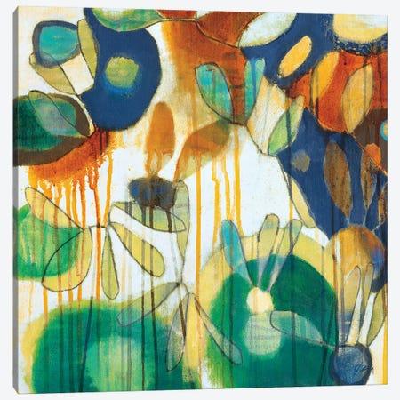 Tropical Burst II Canvas Print #WEB2} by Jennifer Weber Canvas Wall Art