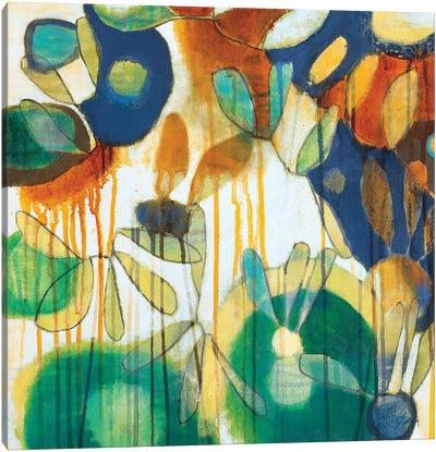 Tropical Burst II Canvas Art Print
