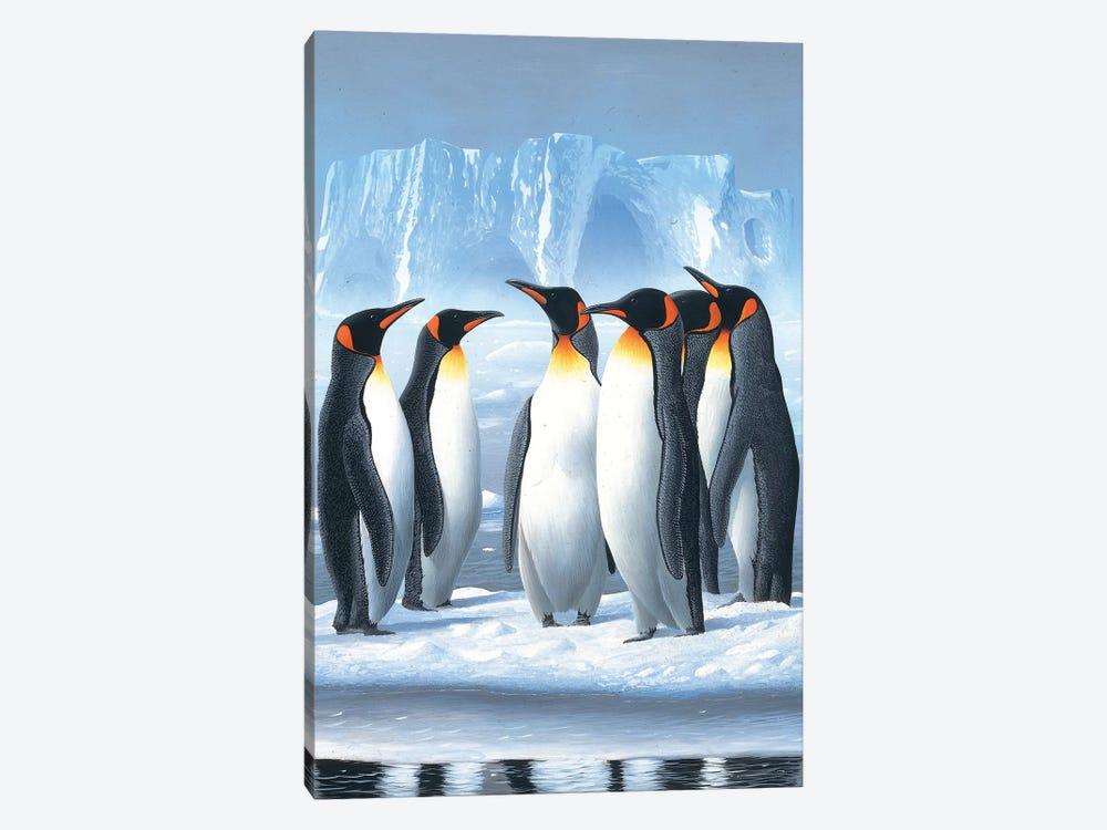 Penguins by Jan Weenink 1-piece Art Print