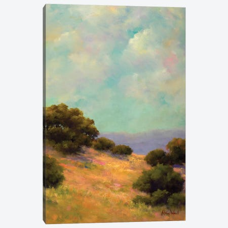 Spring Hill Canvas Print #WEI2} by Alice Weil Canvas Print