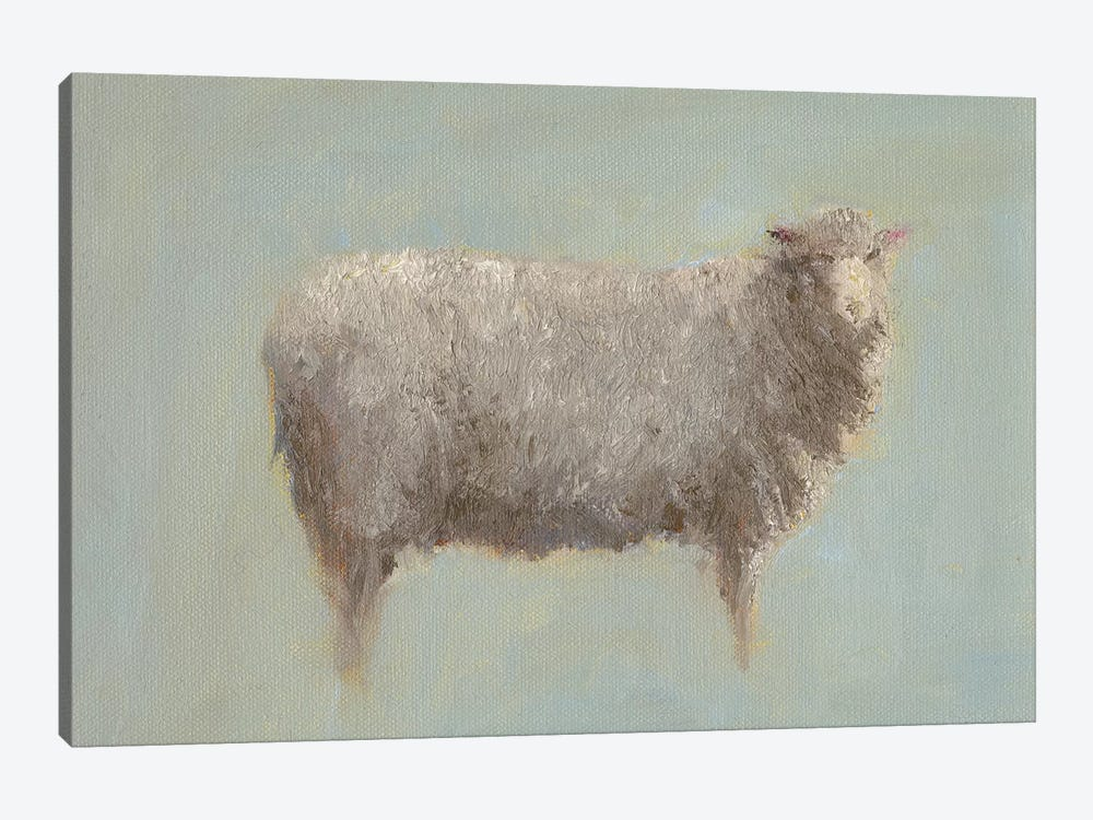 Sheep Strut III by Marilyn Wendling 1-piece Canvas Art