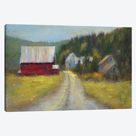 North Country I Canvas Print #WEN21} by Marilyn Wendling Canvas Art Print
