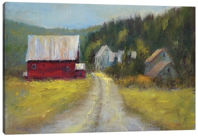 North Country I Canvas Art Print