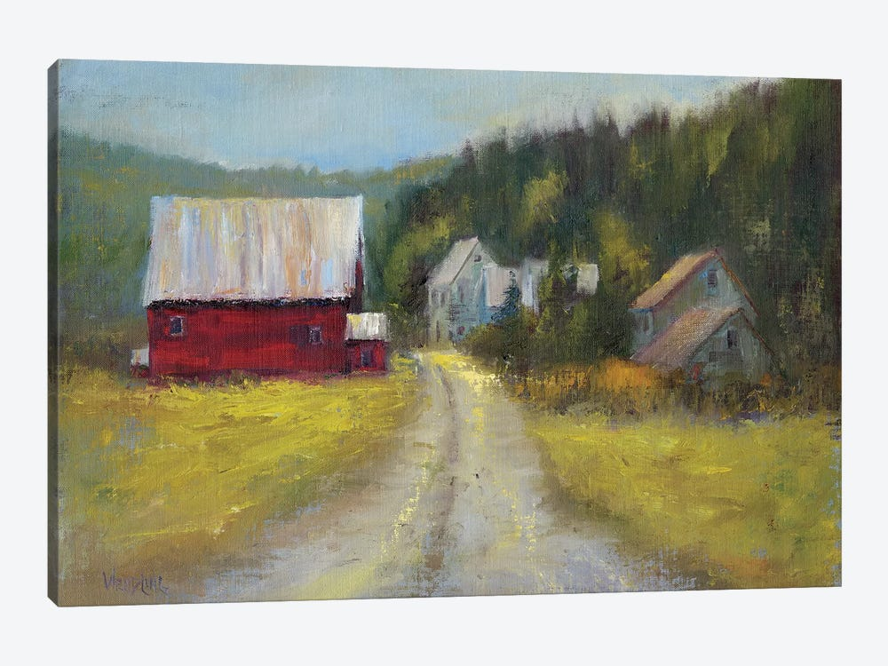 North Country I 1-piece Canvas Art