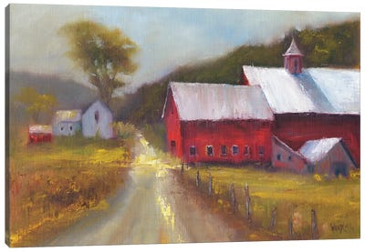 North Country II Canvas Art Print