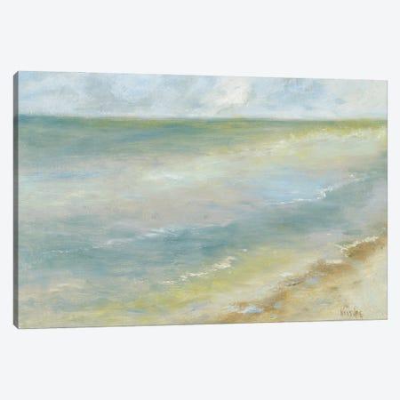 Ocean Walk I Canvas Print #WEN32} by Marilyn Wendling Canvas Wall Art