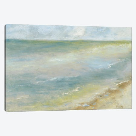 Ocean Walk I Canvas Print #WEN32} by Marilyn Wendling Canvas Wall Art