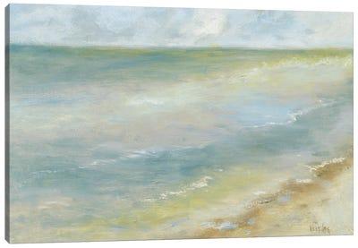 Ocean Walk I Canvas Art Print