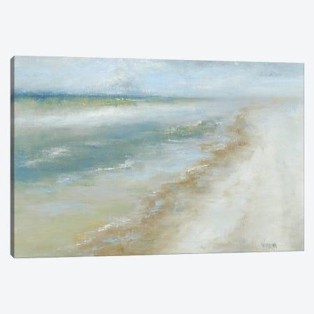 Ocean Walk II Canvas Print #WEN33} by Marilyn Wendling Canvas Art