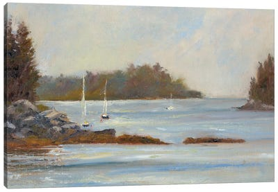 Safe Cove Canvas Art Print
