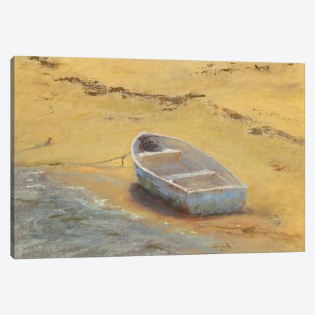 Summer Dory Canvas Print #WEN5} by Marilyn Wendling Canvas Print