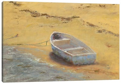 Summer Dory Canvas Art Print