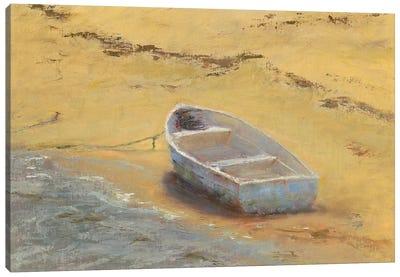 Summer Dory Canvas Art Print