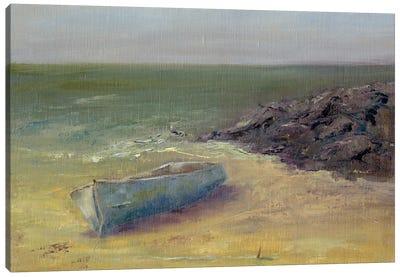 Tide's Rolling In Canvas Art Print