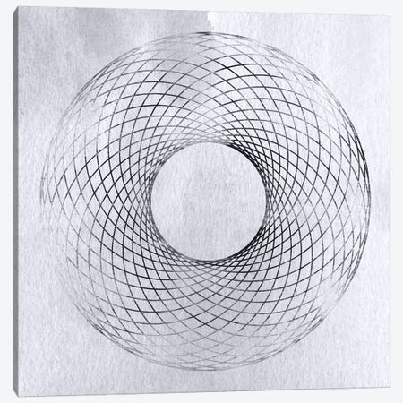Modern Abstracts - SpiroGraph Canvas Print #WEX4} by 5by5collective Canvas Artwork