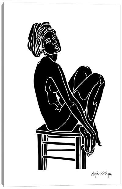 Elise Canvas Art Print