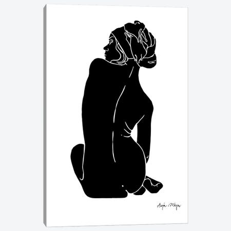 Helene Canvas Print #WEY14} by Anja Weyer Canvas Wall Art