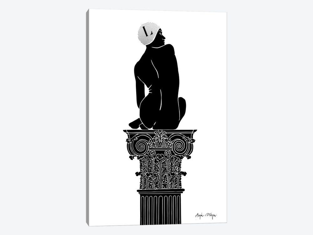Luxury by Anja Weyer 1-piece Canvas Art Print