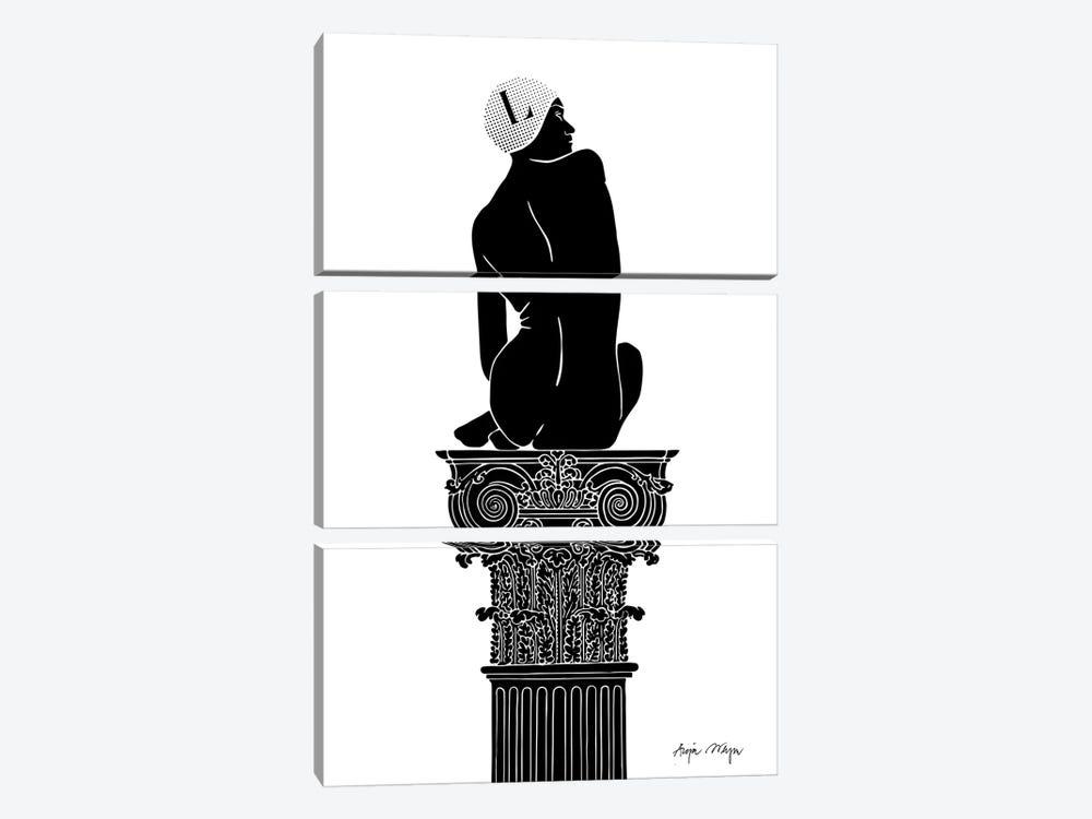 Luxury by Anja Weyer 3-piece Art Print