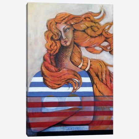 Venus In The Wind Kopie Canvas Print #WEY39} by Anja Weyer Canvas Print
