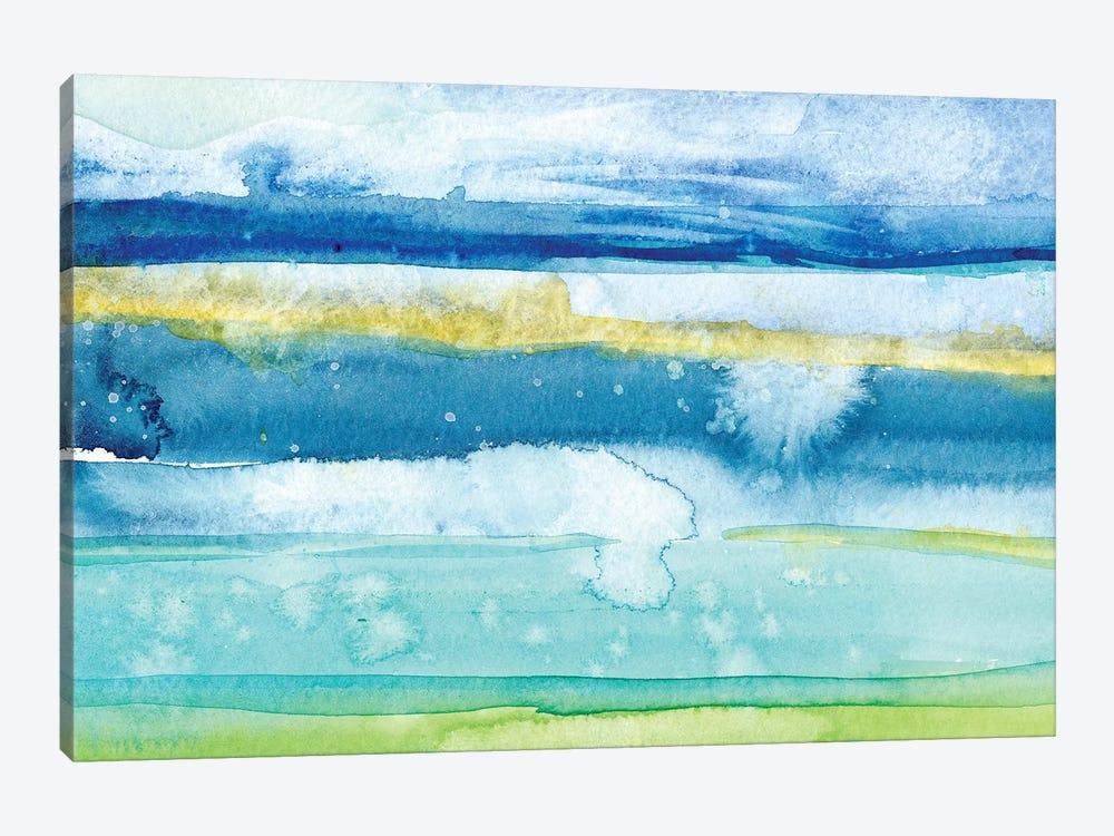 Gulf Shore II by Alicia Ludwig 1-piece Canvas Art Print