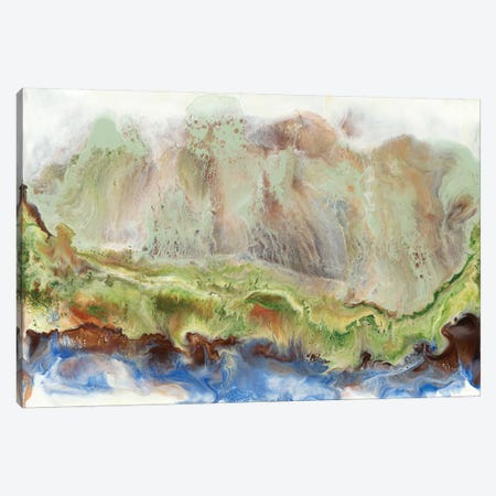 Cliffs of Dover I Canvas Print #WIG135} by Alicia Ludwig Canvas Art Print