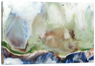 Cliffs of Dover II Canvas Art Print