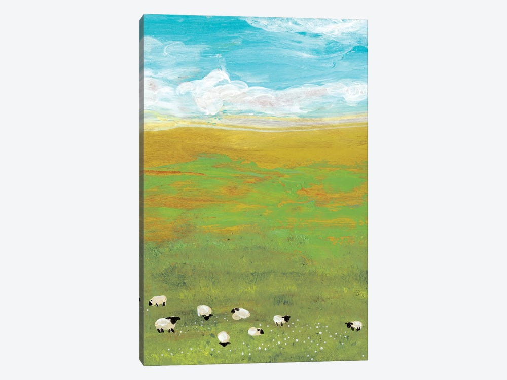 Herd I by Alicia Ludwig 1-piece Canvas Artwork