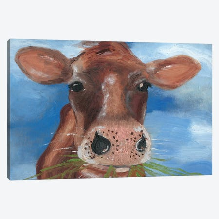 Morning Chew I Canvas Print #WIG149} by Alicia Ludwig Art Print