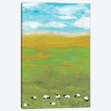 Herd II Canvas Print #WIG14} by Alicia Ludwig Canvas Art