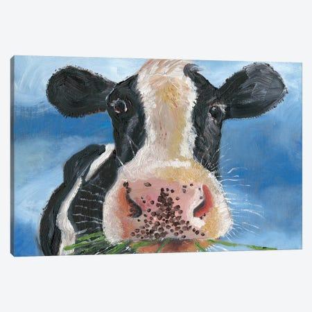 Morning Chew II Canvas Print #WIG150} by Alicia Ludwig Canvas Wall Art