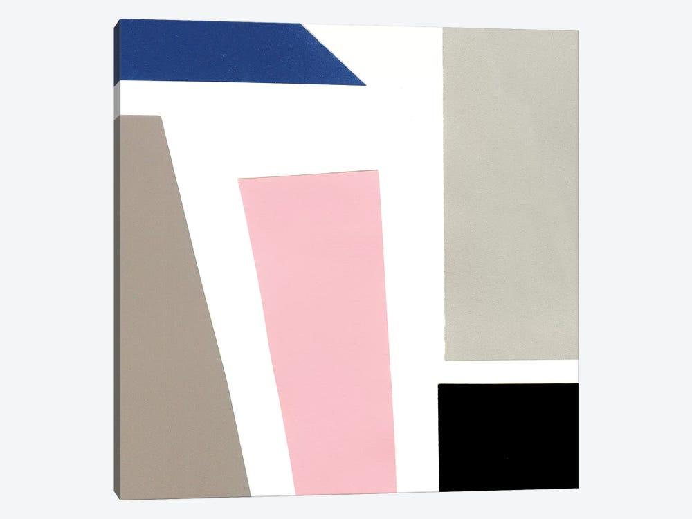 Color Blocks III by Alicia Ludwig 1-piece Canvas Art
