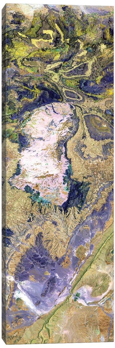 Atlas Mountains I Canvas Art Print