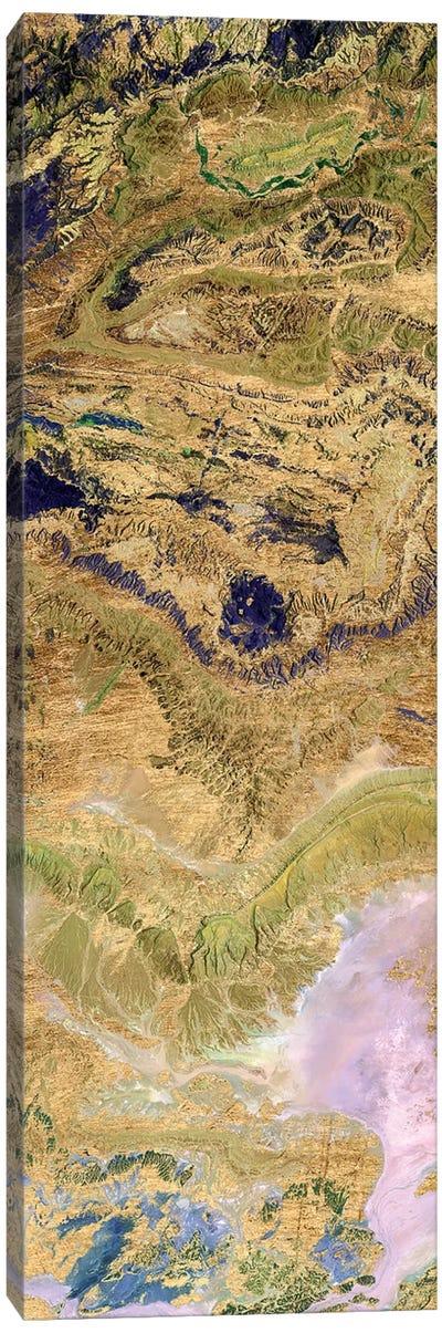 Atlas Mountains II Canvas Art Print