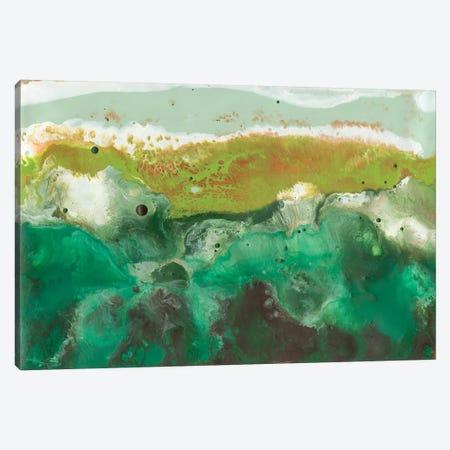 Emerald Atoll I Canvas Print #WIG173} by Alicia Ludwig Canvas Art
