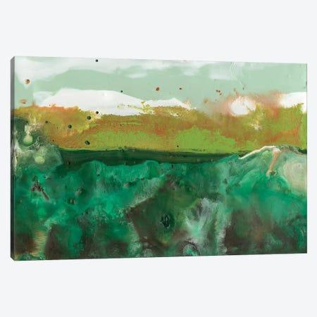Emerald Atoll II Canvas Print #WIG174} by Alicia Ludwig Canvas Print