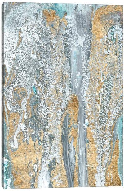 Fjord I Canvas Art Print