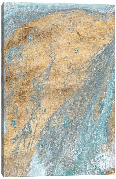 Fjord II Canvas Art Print