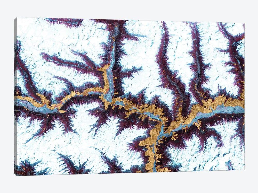 Himalayas I by Alicia Ludwig 1-piece Canvas Print