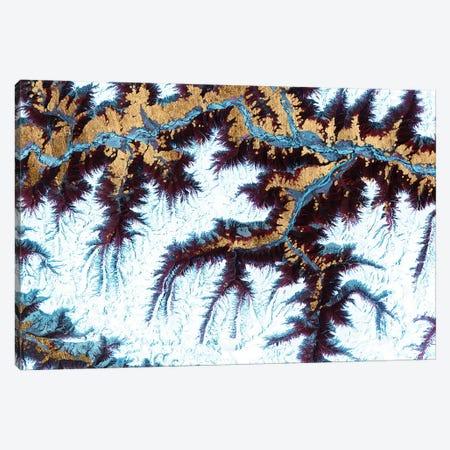 Himalayas II 3-Piece Canvas #WIG182} by Alicia Ludwig Canvas Art Print