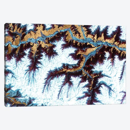 Himalayas II Canvas Print #WIG182} by Alicia Ludwig Canvas Art Print