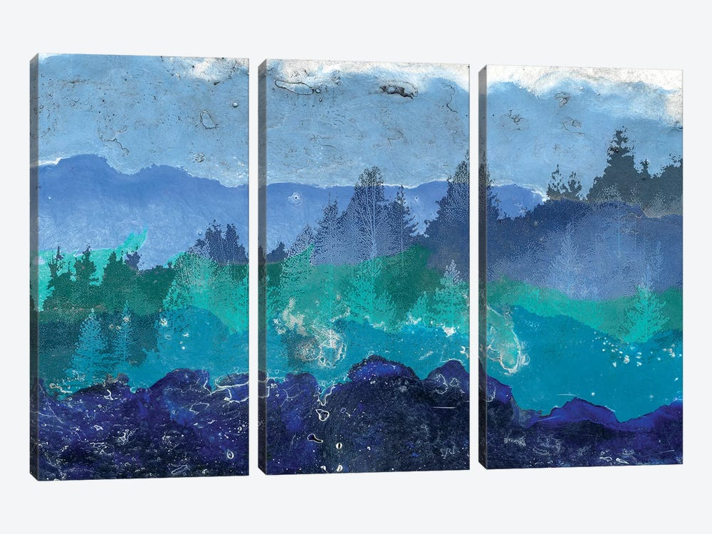 Appalachian Trail I by Alicia Ludwig 3-piece Art Print