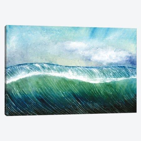 Big Surf I Canvas Print #WIG221} by Alicia Ludwig Canvas Art