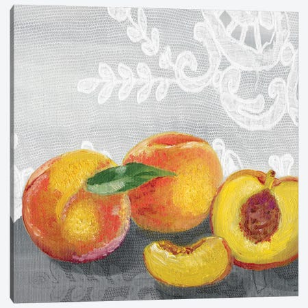 Laura's Harvest I Canvas Print #WIG223} by Alicia Ludwig Canvas Art