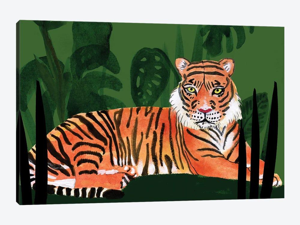 Tiger Tiger I by Alicia Ludwig 1-piece Canvas Art