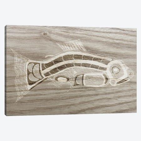 Totem Animal I Canvas Print #WIG235} by Alicia Ludwig Canvas Artwork